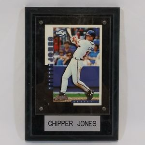 MLB Chipper Jones Atlanta Braves Card 1997 Score